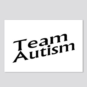 Team Autism Postcards (Package of 8)