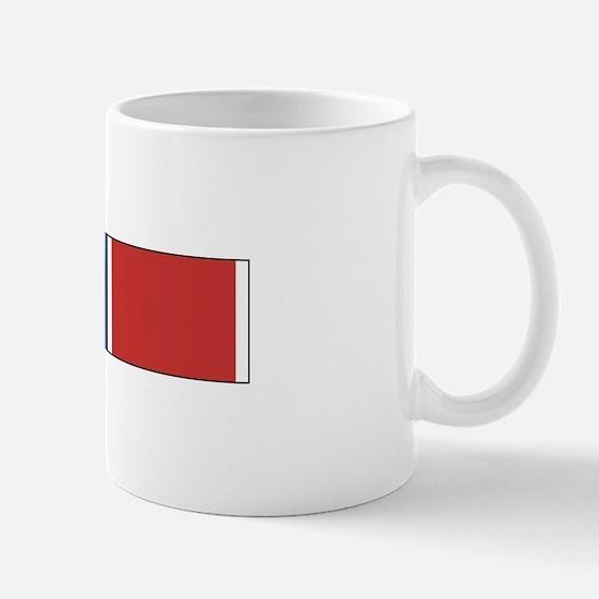 Bronze Star Mug
