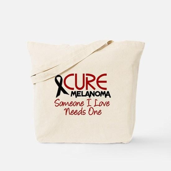 CURE Melanoma 2 Tote Bag