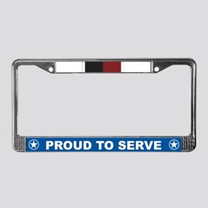Army of Occupation License Plate Frame