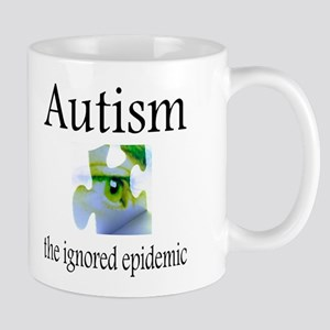 Autism, The Ignored Epidemic Mug