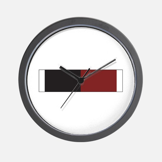 Army of Occupation Wall Clock