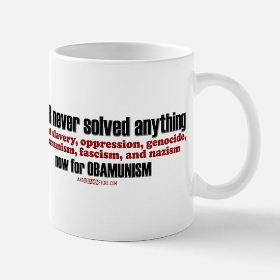 now for OBAMUNISM Mug