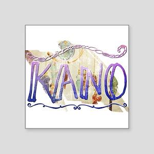 Kano Sticker