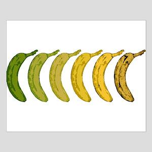 Ripening Bananas Small Poster