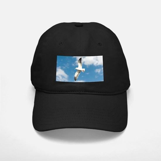 Helaine's Soaring Seagull Baseball Hat