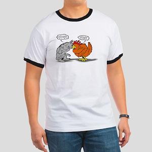 Chicken! Pussy! Ringer T
