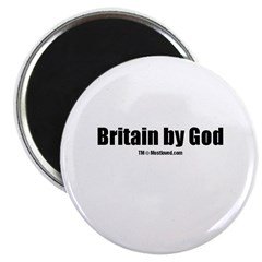 Britain by God (TM) Magnet