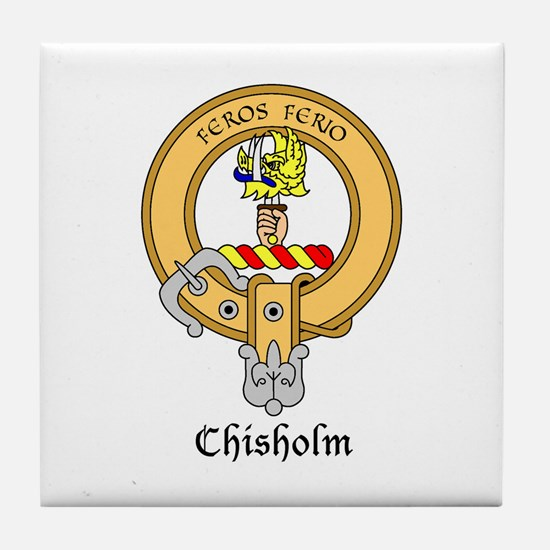 Chisholm Tile Coaster
