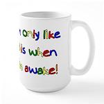 Like This Large Mug