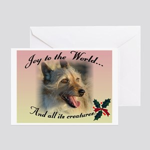 Joy to the World... Greeting Card