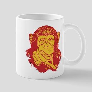 Wise Chimp Mug