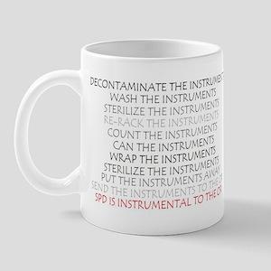 Instruments - SPD Mug
