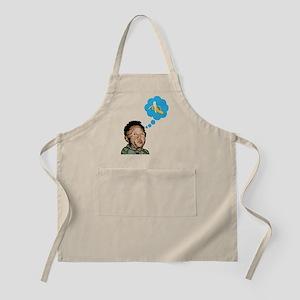 Kim Jong-il BBQ Apron