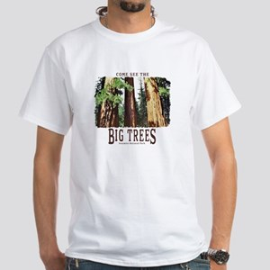 Big Trees Yosemite National Park T-Shirt