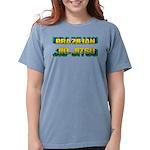 Brazilian Jiu Jitsu Womens Comfort Colors® Shirt