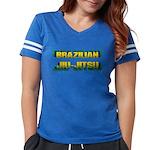 Brazilian Jiu Jitsu Womens Football Shirt