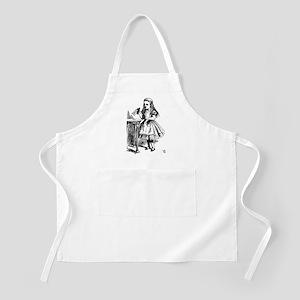 Alice In Wonderland BBQ Apron