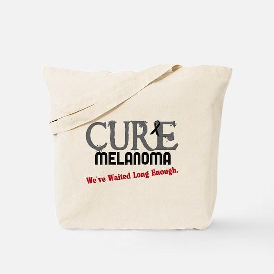 CURE Melanoma 3 Tote Bag