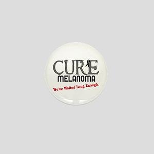 CURE Melanoma 3 Mini Button