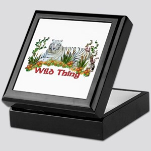 Wild Thing Keepsake Box