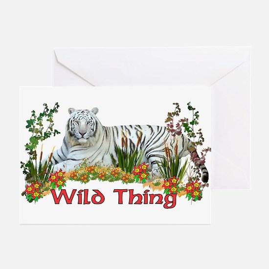 Wild Thing Greeting Cards (Pk of 10)