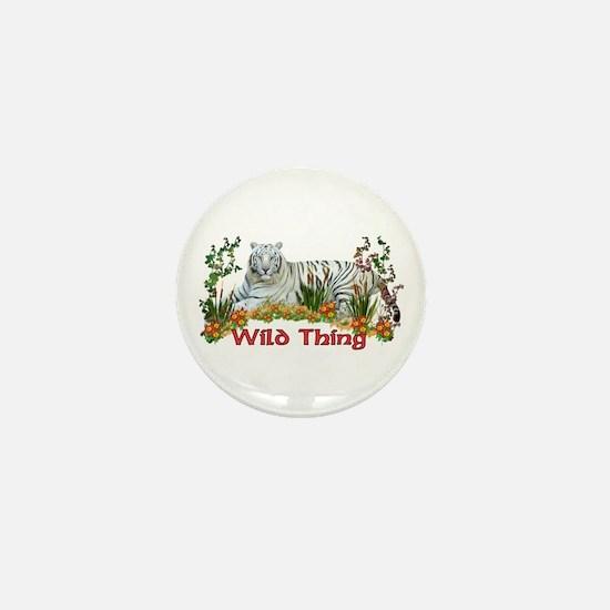 Wild Thing Mini Button