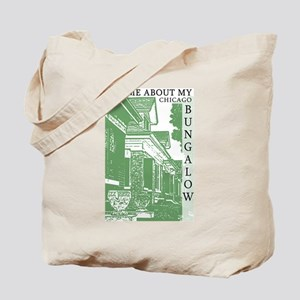 Chicago Bungalow Tote Bag