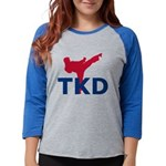 Taekwondo Long Sleeve T-Shirt