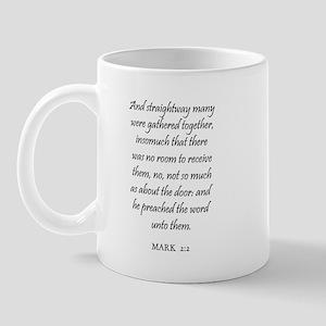 MARK  2:2 Mug