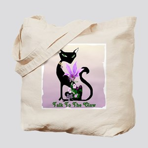Cat Claw Tote Bag
