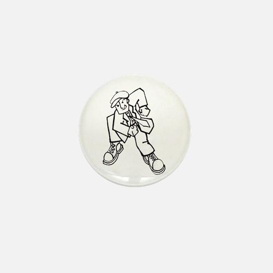 Ska Core Mini Button