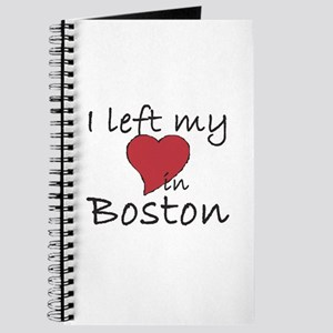 I left my heart in Boston Journal