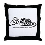 Limit Break Radio Throw Pillow