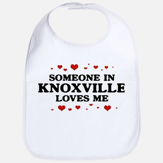 Loves Me in Knoxville Bib