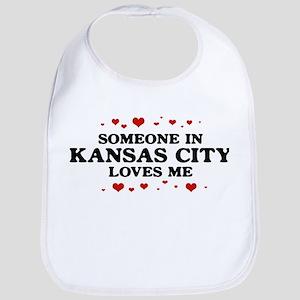 Loves Me in Kansas City Bib