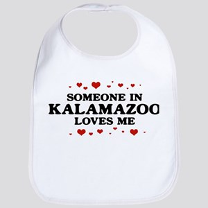 Loves Me in Kalamazoo Bib