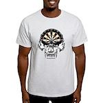 Darts Skull Light T-Shirt