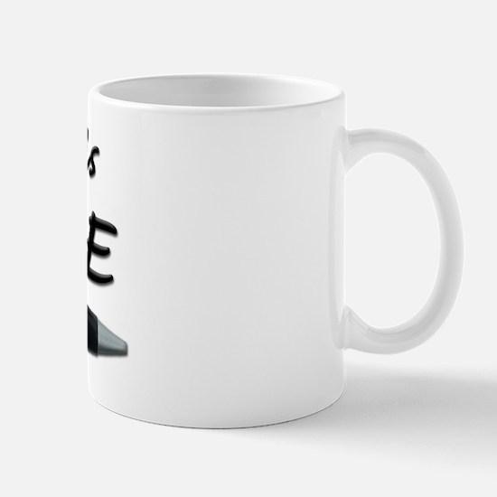 Huge Penis ? Mug