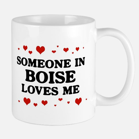 Loves Me in Boise Mug