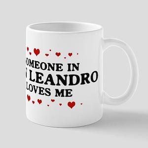 Loves Me in San Leandro Mug