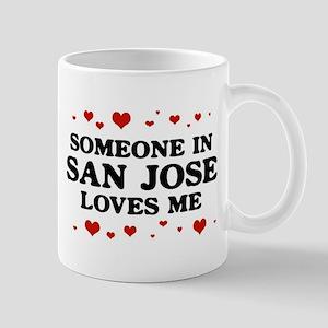 Loves Me in San Jose Mug