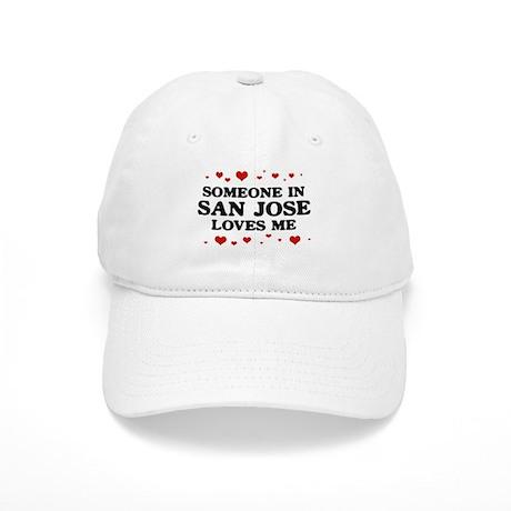 Loves Me in San Jose Cap