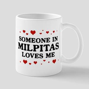 Loves Me in Milpitas Mug