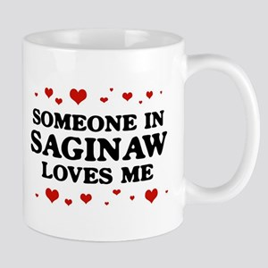 Loves Me in Saginaw Mug