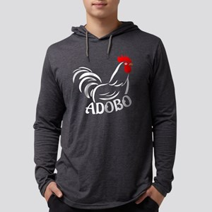 Funny Filipino Food Chicken Long Sleeve T-Shirt