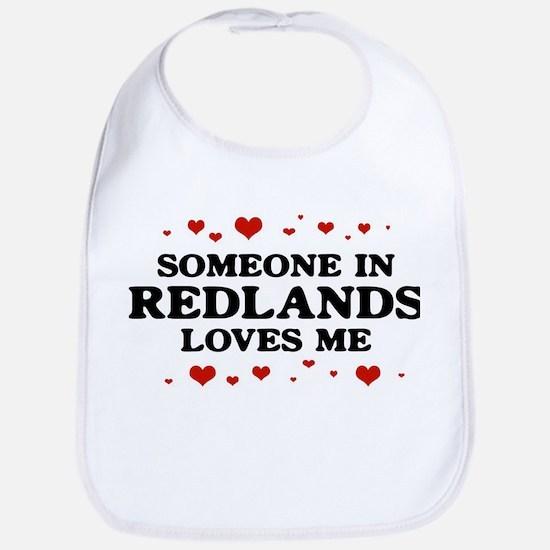 Loves Me in Redlands Bib