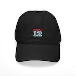 OBAMA 12 Black Cap