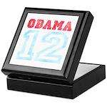 OBAMA 12 Keepsake Box