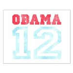 OBAMA 12 Small Poster